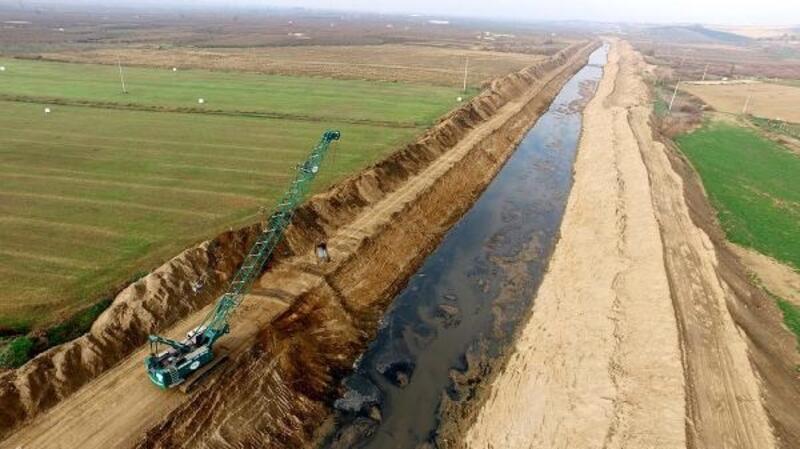 Alaşehir'de 153 bin 860 dekar arazi modern sulamaya kavuşacak