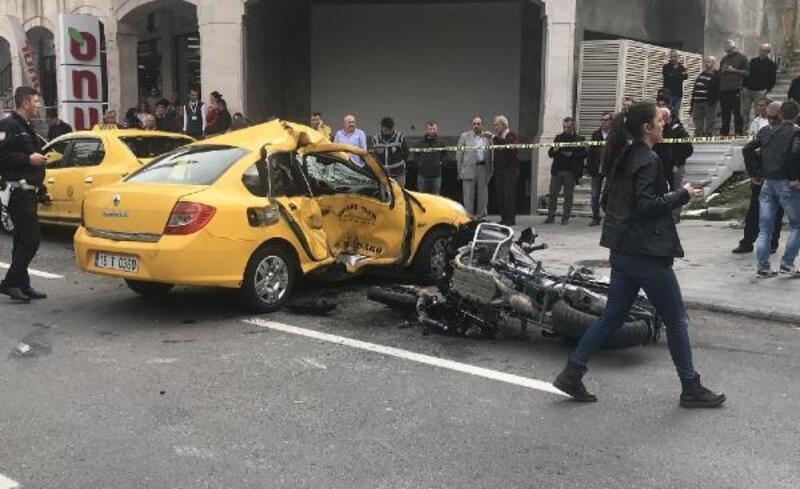 Yunus polisinin şehit olduğu kazada, tutuklu taksiciye tahliye