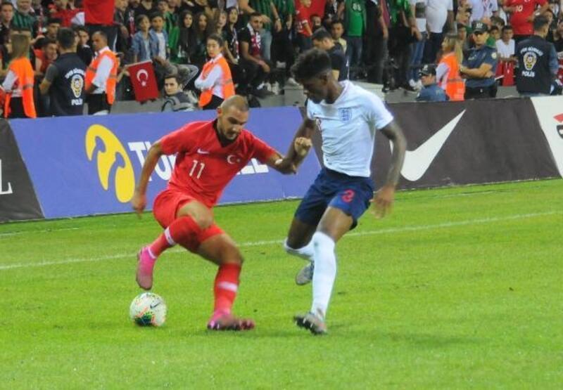 Türkiye U21 - İngiltere U21: 2-3
