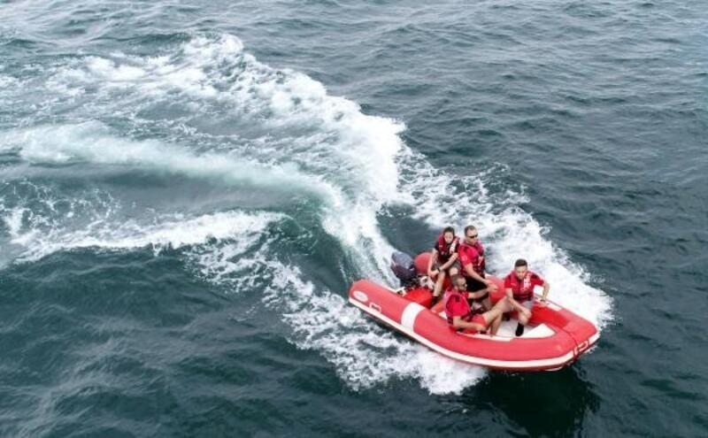 Denizden çıkan ceset, tekneden atlayan Sincan'a ait çıktı