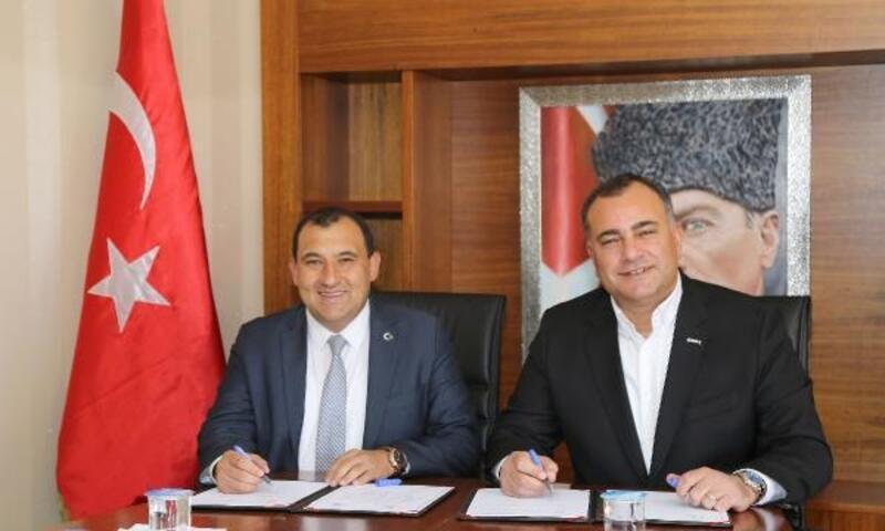 'Kardeş Kent Protokolü' imzalandı