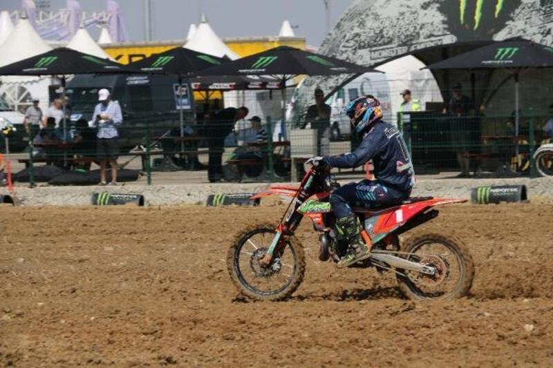 Dünya Motokros Şampiyonası başladı
