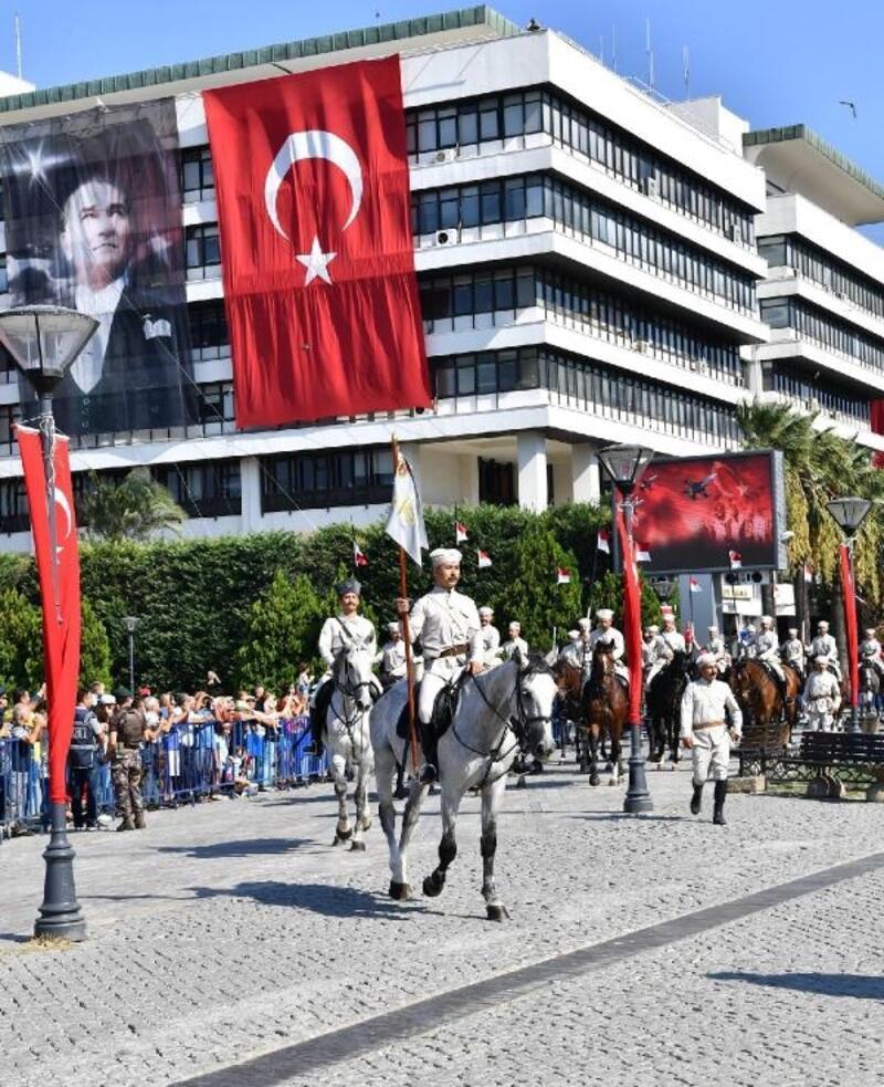 İzmir'in düşman işgalinden kurtuluşunun 97'inci yılı törenlerle kutlanacak