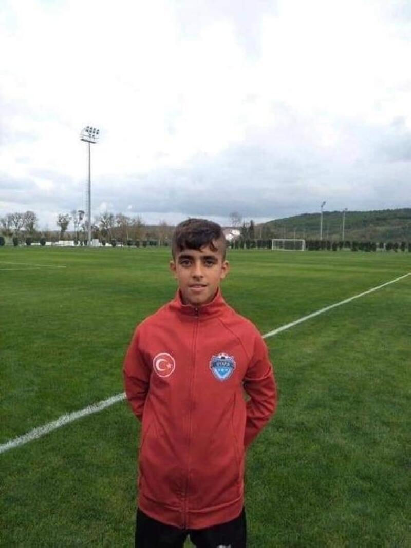 Barselona'da Türkiye'yi temsil eden Hamza boğuldu