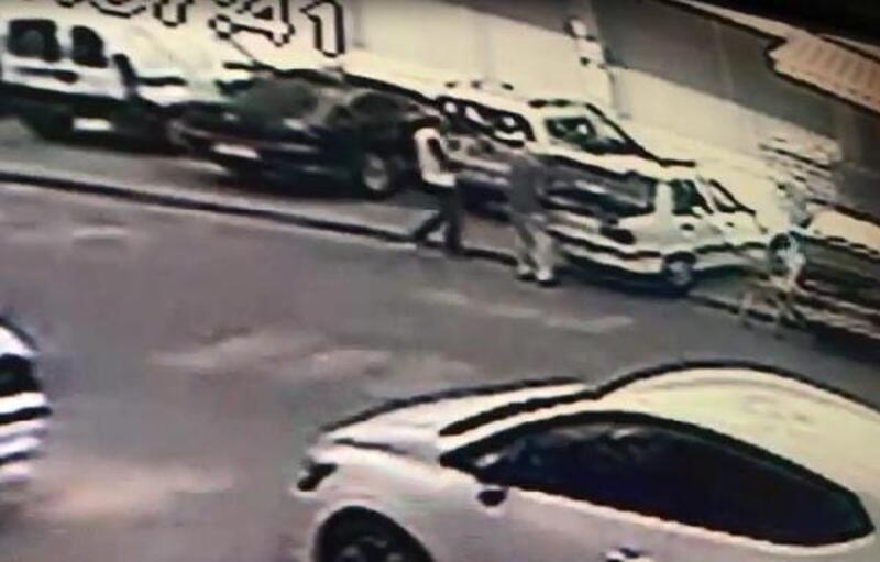 Emekli polise sopalı saldırı