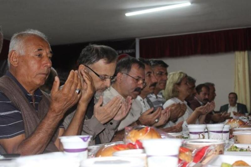 Sivas'ta birlik ve beraberlik iftarı