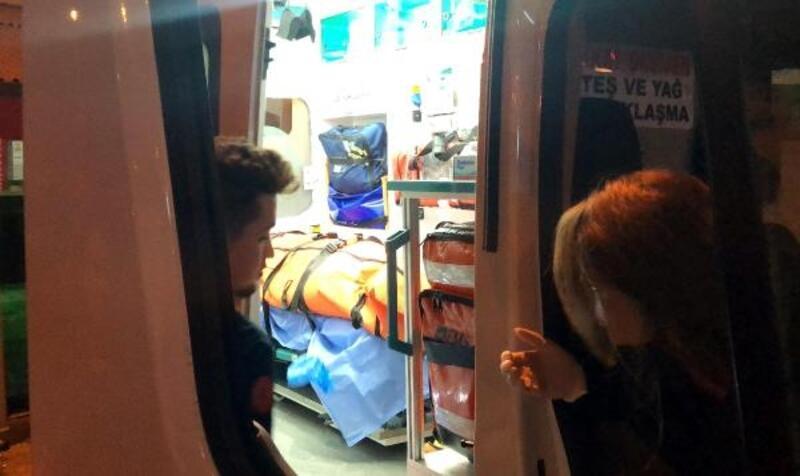 Birahanede çalışan Özbek kadın, pompalı tüfekle öldürüldü