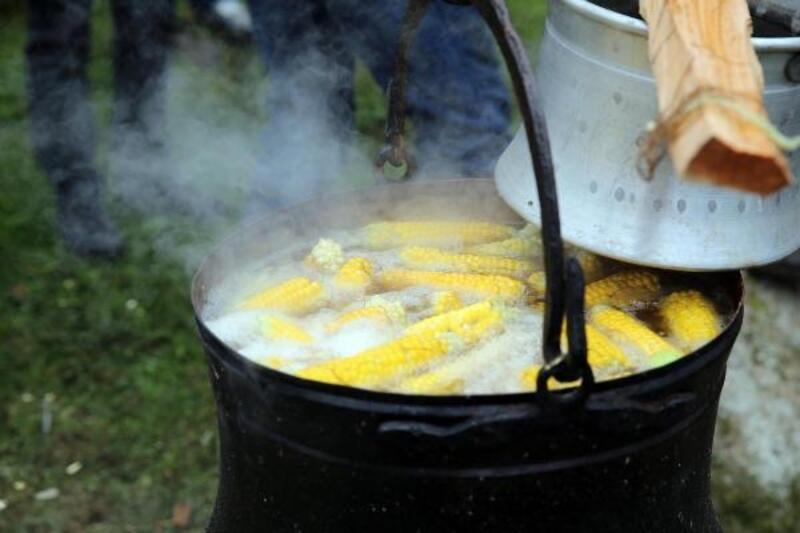 Rize'de en doğal festival