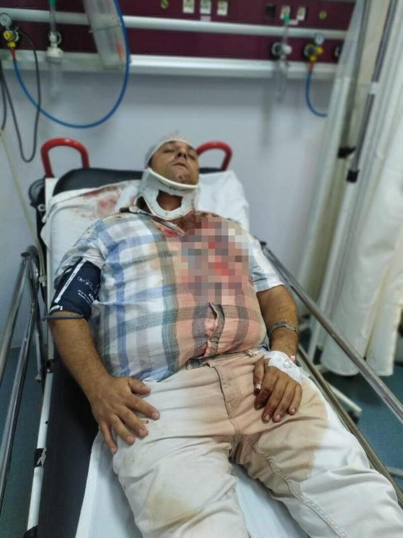 Öğrenci taşıma kavgasında dövüldü