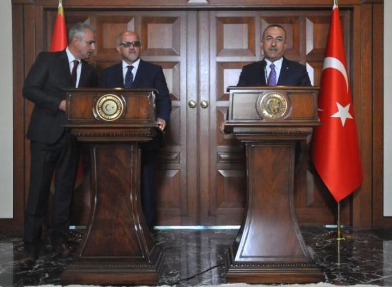 Bakan Çavuşoğlu: Türkiye'nin planı hazır, netice çıkmazsa bölgeye gireriz