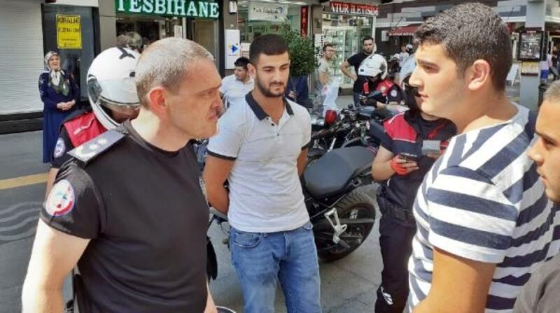 Samsun'da motosikletli polisler, denetimlerini sıklaştırdı