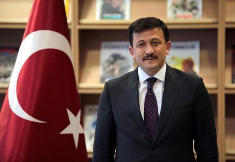 AK Parti'li Dağ: CHP, yangınların müsebbibi PKK'yı kınayamadı