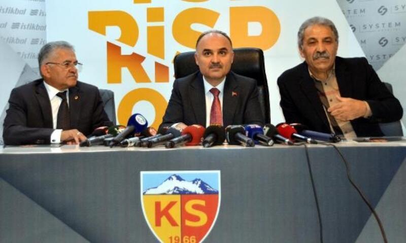 İstikbal Mobilya Kayserispor için 19 Eylül'de yardım gecesi düzenlenecek