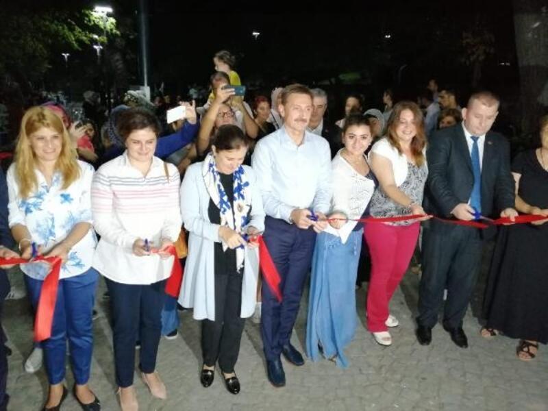 """Bahçelievler'de """"Kadının El Emeği Festivali"""" başladı"""