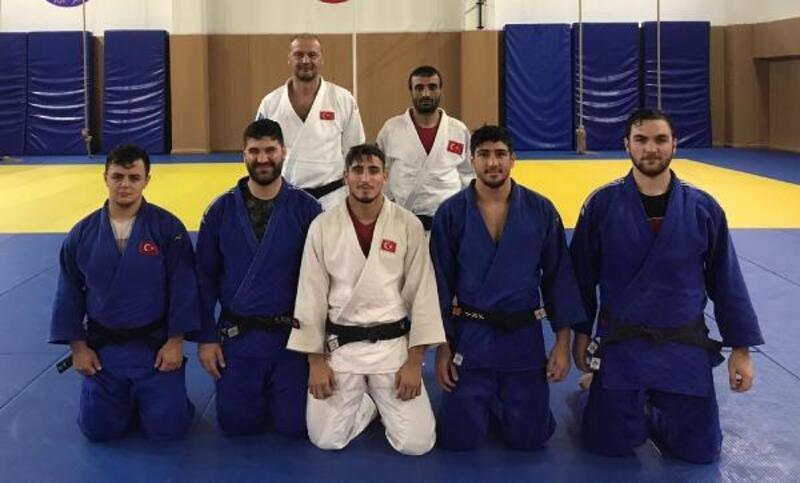 Genç judocular Avrupa Şampiyonası'nda tatamiye çıkıyor