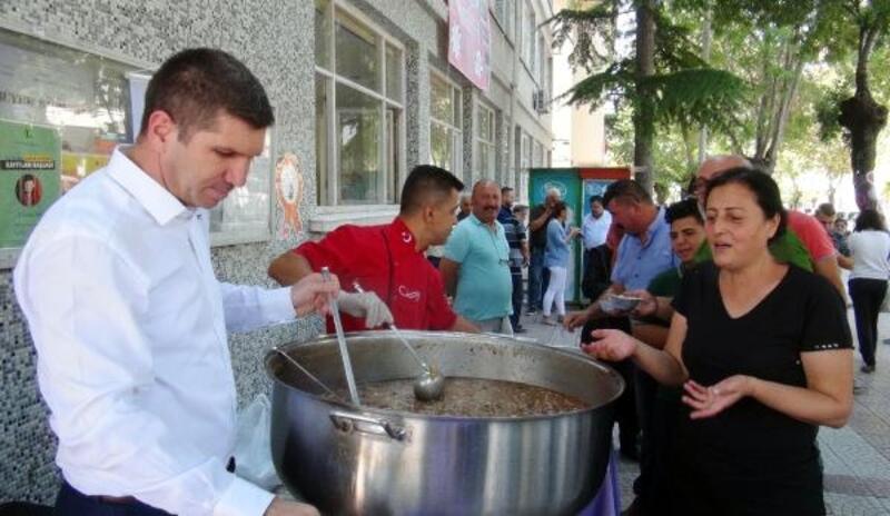Burdur'da aşure etkinliği