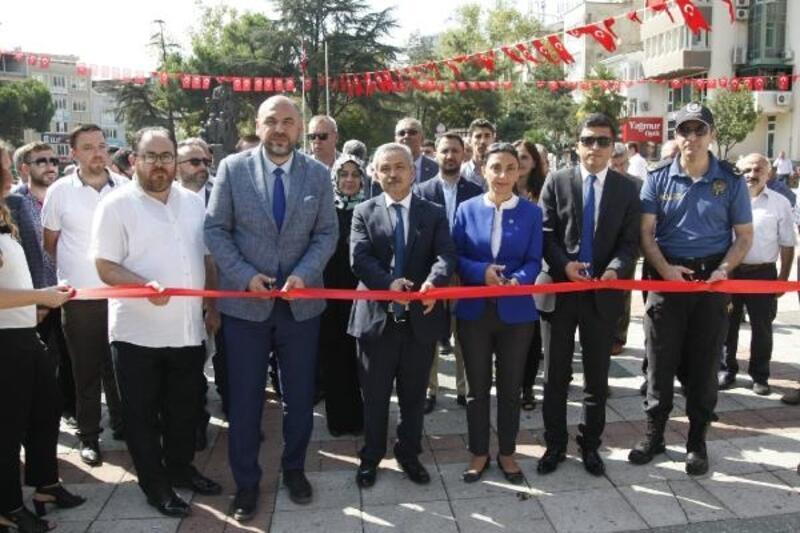 Milli Mücadelede Orhangazi konulu fotoğraf sergisi açıldı