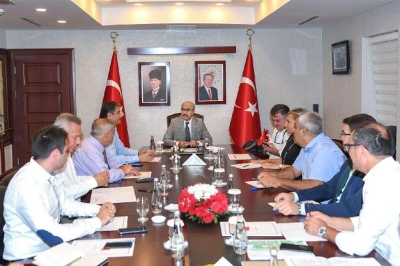 Vali Demirtaş: Adana'nın lezzetini dünyaya tanıtmayı amaçlıyoruz