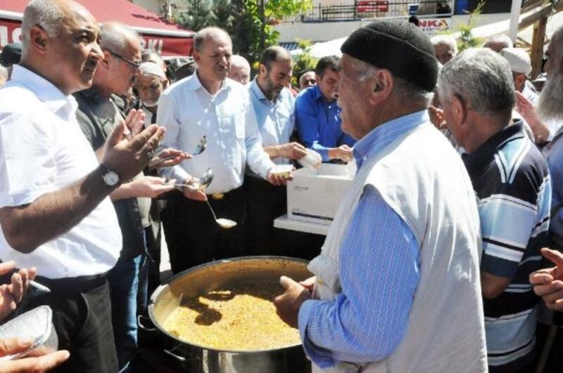 Suşehri'nde aşure etkinliği düzenlendi