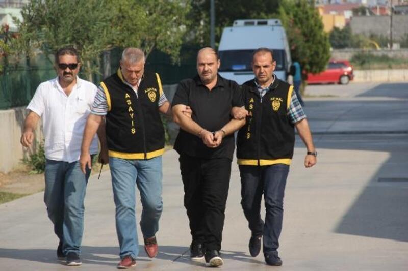 Firari hükümlü Adana'da yakalandı