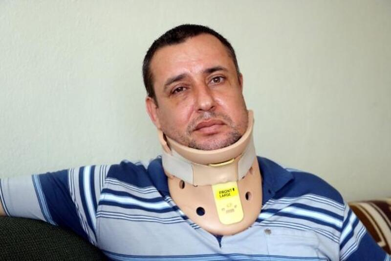 Zonguldak'ta darp edilen gazi taburcu oldu