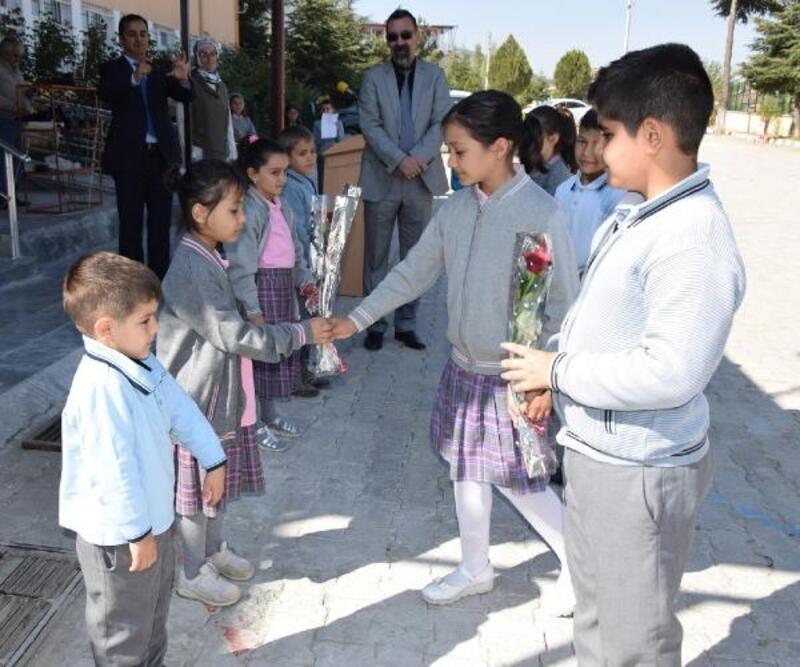 Çay'da yeni eğitim öğretim yılı etkinliği