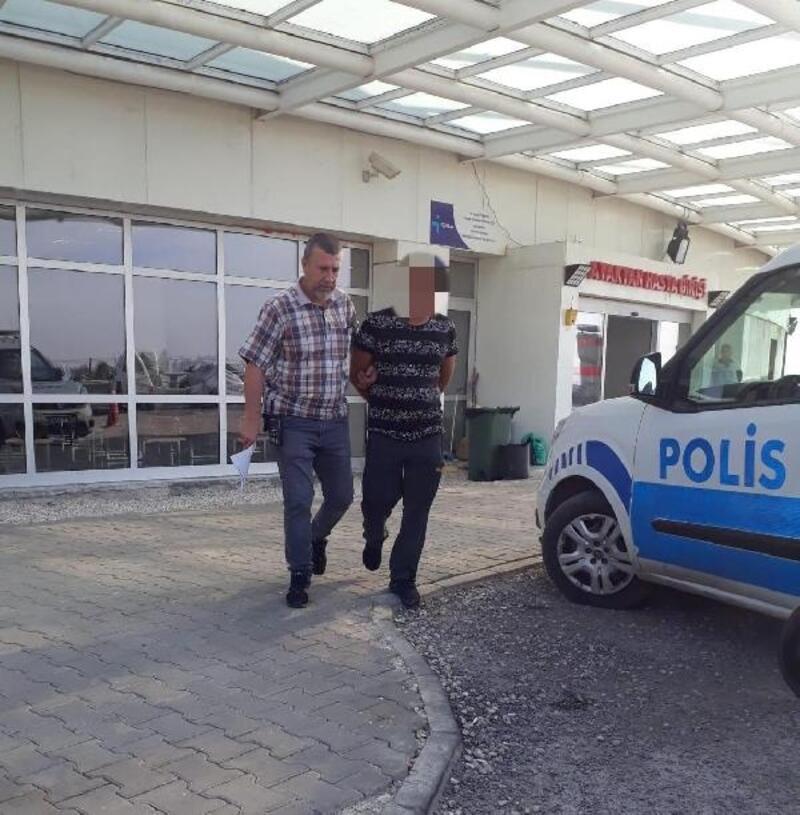 Keşan'da 'fuhuş yaptırmak' suçundan yakalanan şüpheli tutuklandı