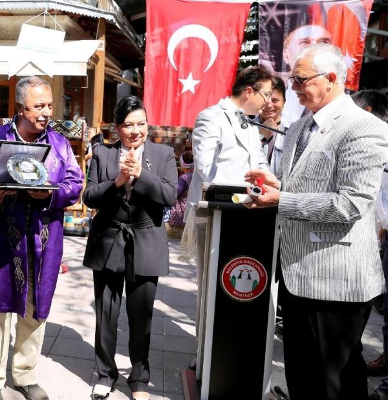 Muğla'da 'Yılın Ahisi' demirci Çakıroğlu