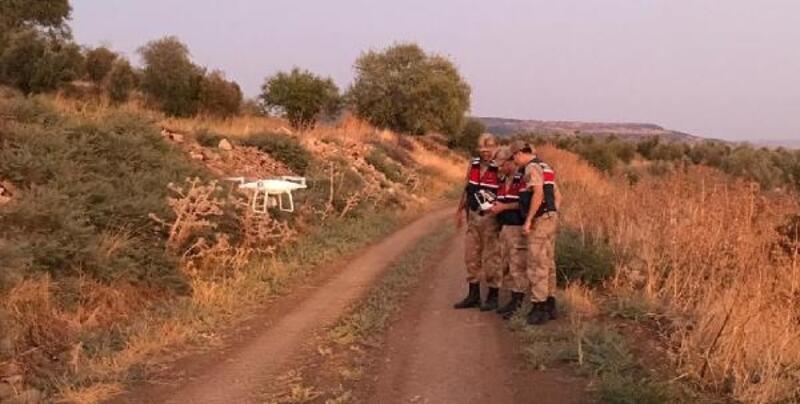 Kayıp kişi Drone ile bulundu