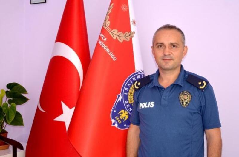 Datça İlçe Emniyet Müdürlüğü'ne İsmail Toygun atandı