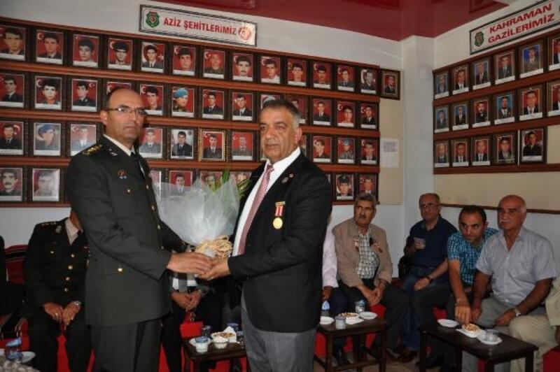 İslahiye'de Gaziler Günü kutlandı