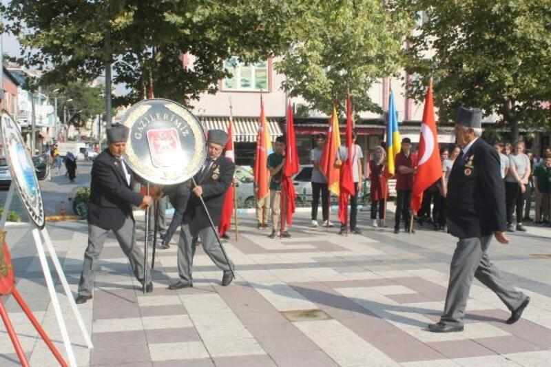 Manyas'ta 'Gaziler Günü' kutlandı
