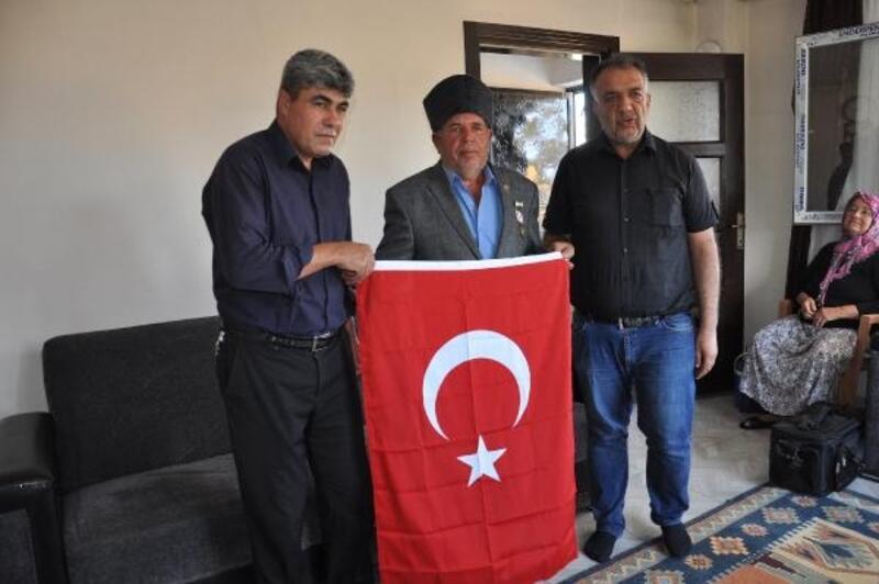 Kıbrıs Gazisi Yanılmaz: Suriye'ye göreve gitmeye hazırım