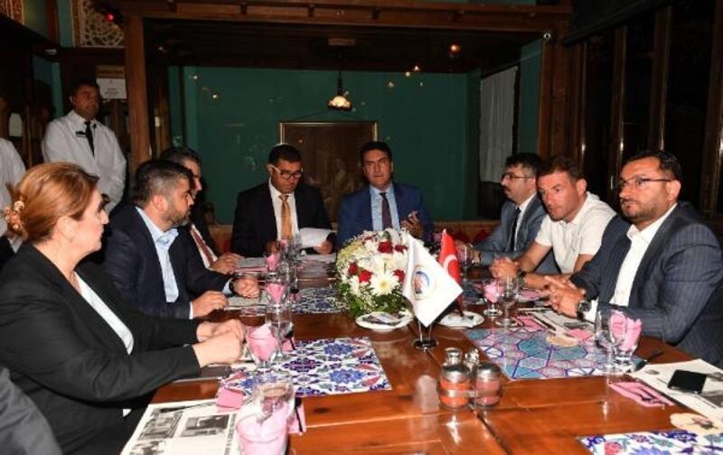 Bursa Belediyeler Birliği'nin 2. Olağan Meclis Toplantısı yapıldı