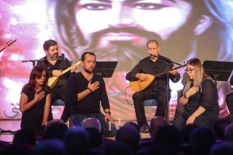 Yenimahalle'de Matem-i Muharrem gecesi