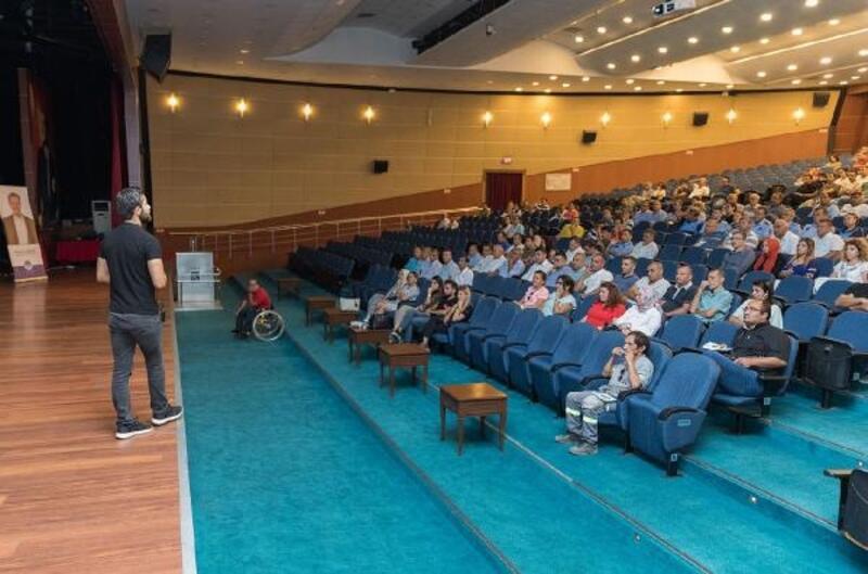 Mersin'de teröre karşı toplumsal bilinci semineri