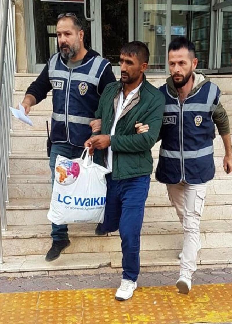 6 ayrı suçtan aranan cezaevi firarisi yakalandı