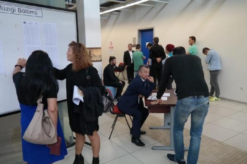 Bursa Büyükşehir Belediyesi Orkestrası'nda sınav heyecanı
