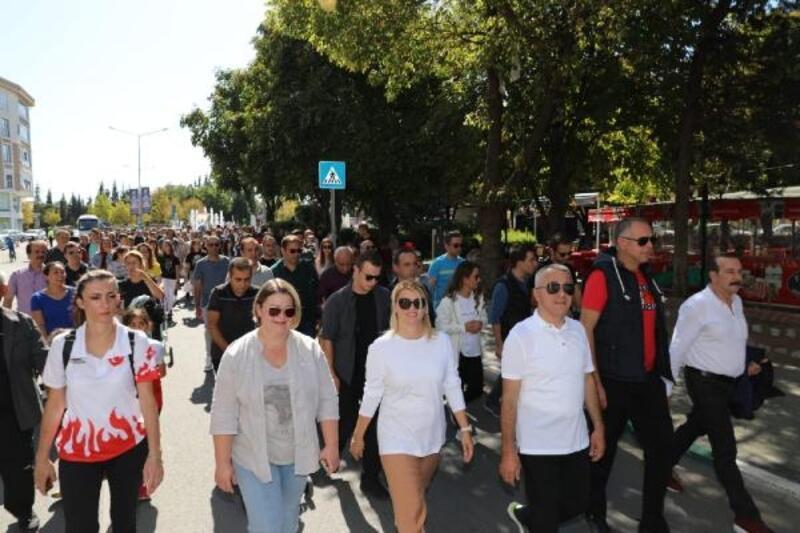Kırklareli'de, 'Beraber yürüyelim' projesi