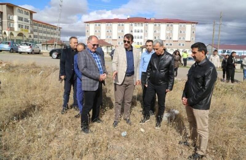 Sivas'ta trafik eğitim parkı kurulacak