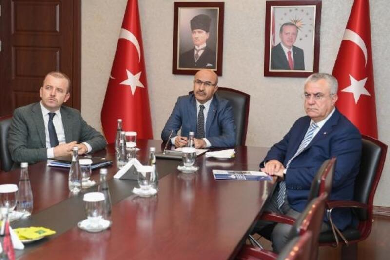 Adana'da Kimya OSB toplantısı yapıldı