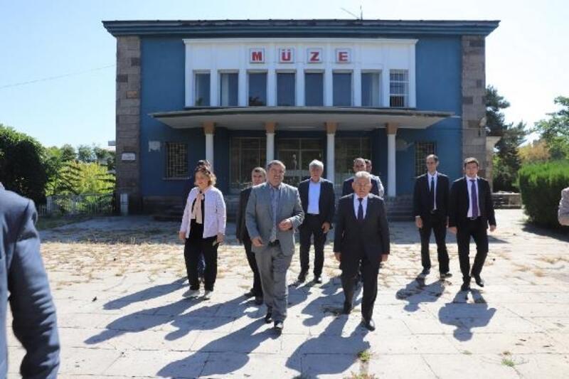 Arkeoloji Müzesi, Paleontoloji ve Fosil Müzesi olacak