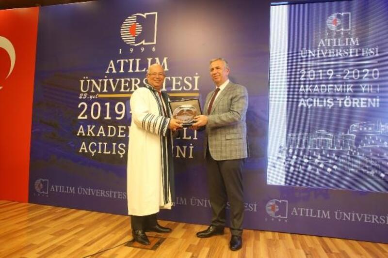 Atılım Üniversitesi'nde yeni akademik yıl başladı
