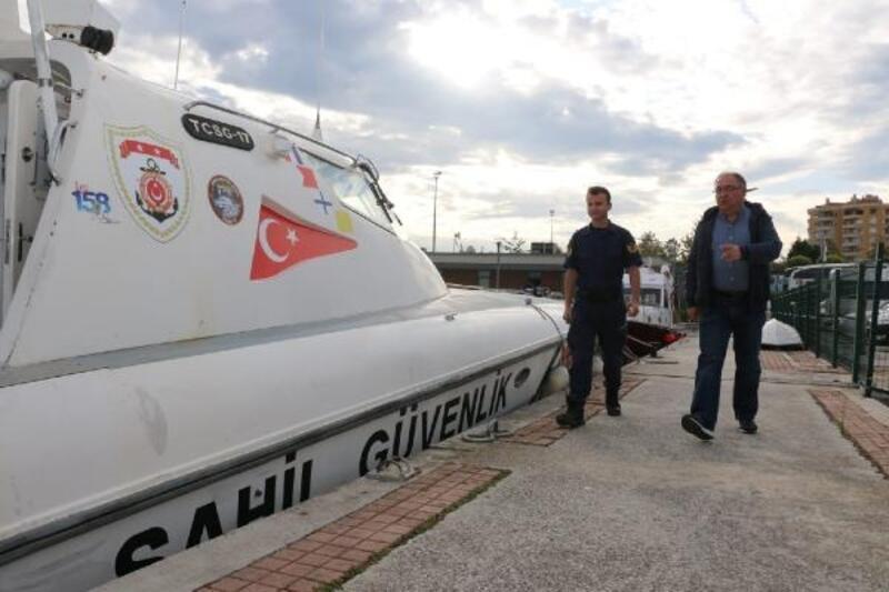 Başkan Salman'dan Sahil Güvenlik Komutanlığı'na ziyaret