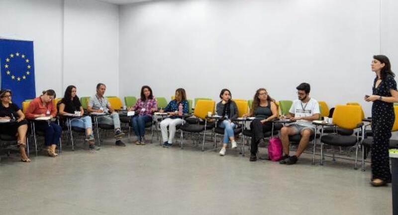 'Eğitimcinin Eğitimi' programı devam ediyor