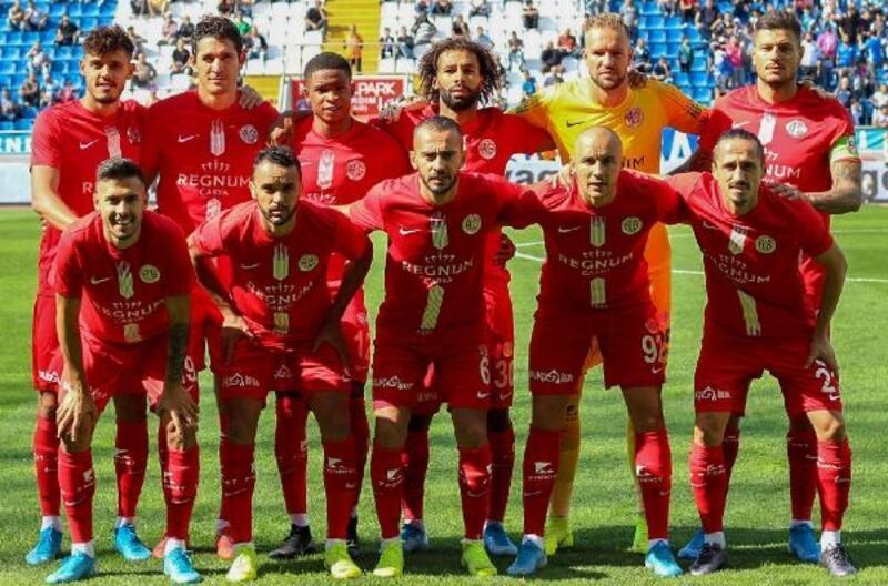 Antalyaspor'da Doğukan ve Harun sakat