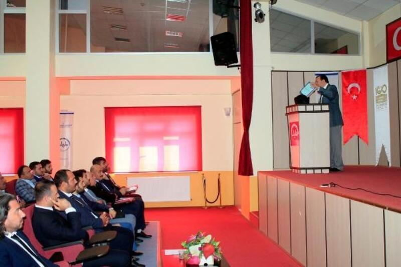 Sivas'ta Müftülük personeline hizmet içi eğitim