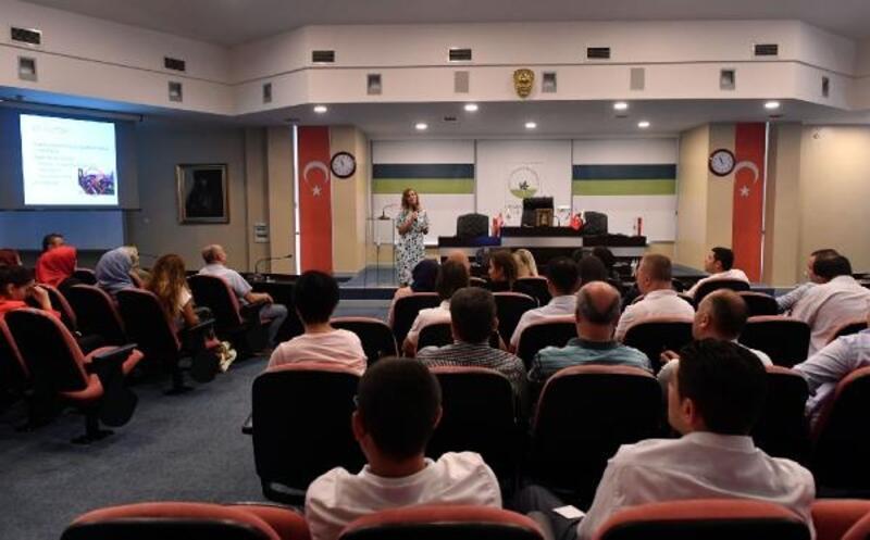 Osmangazi Belediyesi personeline yönelik eğitim semineri
