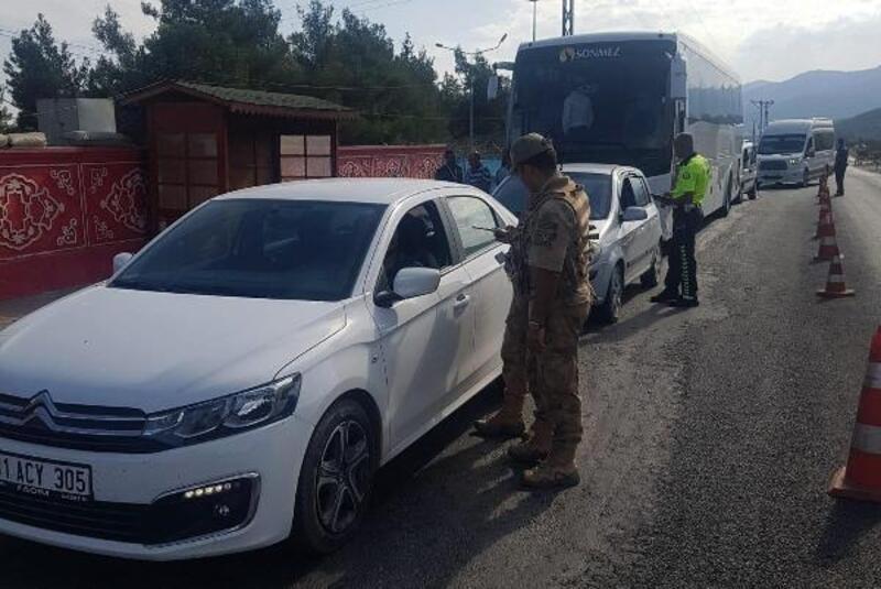 Gaziantep'te 'dumansız araçlar' uygulaması