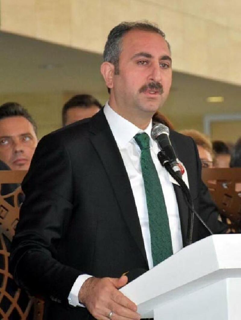 Adalet Bakanı Gül, yarın İzmir'de